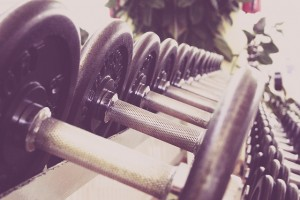 dumbells fitspiration friday